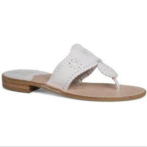 Jack Rogers Palm beach classic flat sandal